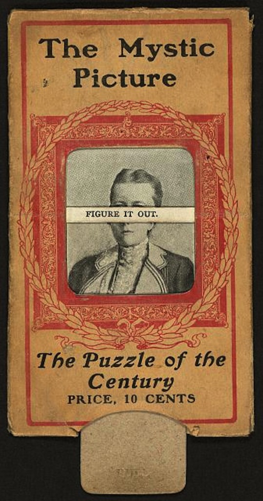 The Mystic Picture: You Figure it Out