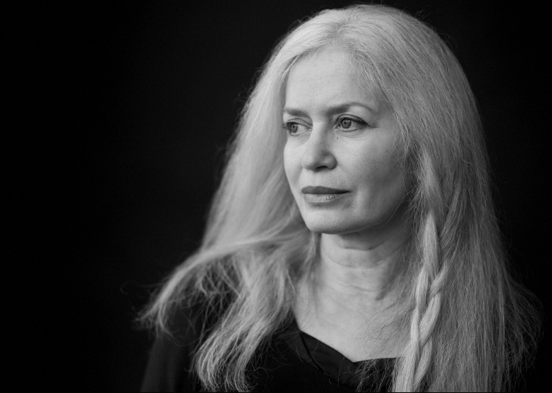 Amy Hempel Photo by Vicki Topaz