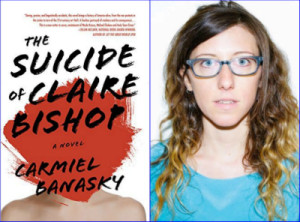 Book jacket (left) and author photo (right)