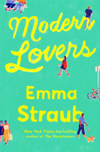 Modern Lovers by Emma Straub_jacket image