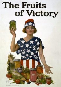 fruits-of-victory-wwi-poster