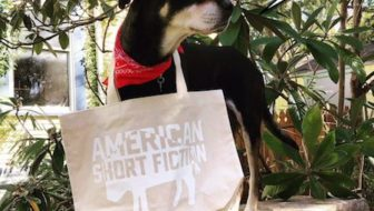 Support ASF and get this awesome, dog-approved tote bag!